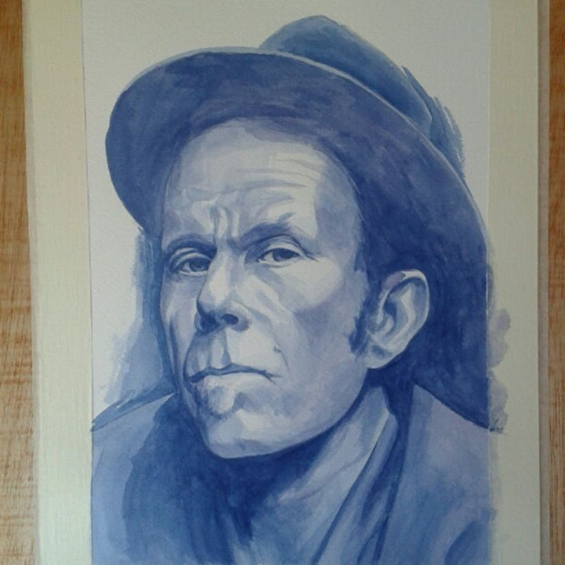 Pinturas y dibujos a mano. 2