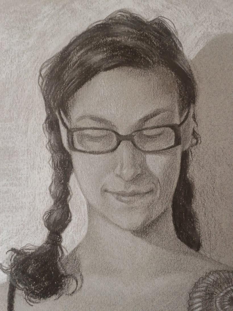 Pinturas y dibujos a mano. 7