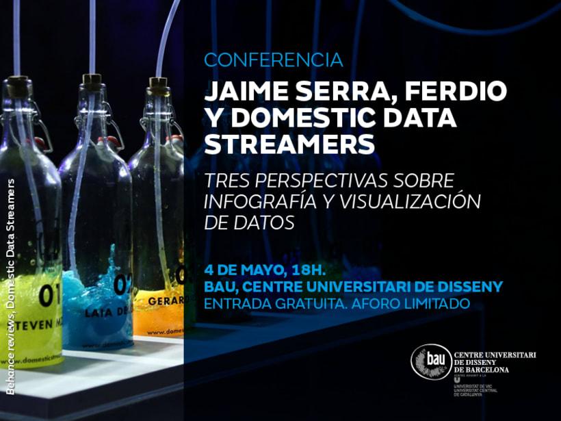 [Conferencia gratuita] Jaime Serra, Ferdio y Domestic Data Streamers. Tres perspectivas sobre infografía y visualización de datos 1