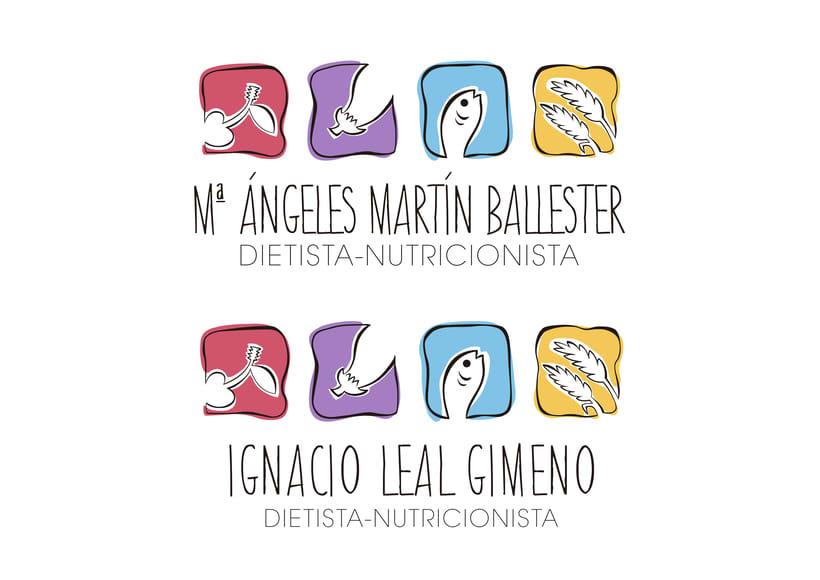 Dietista-Nutricionista Branding 3