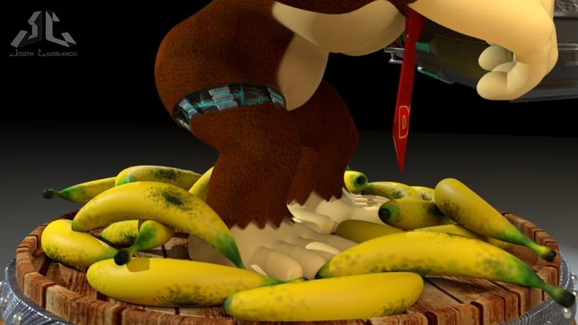 Donkey Kong Cyborg 2