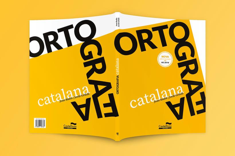 "Libro ""Ortografia Catalana"" 2"