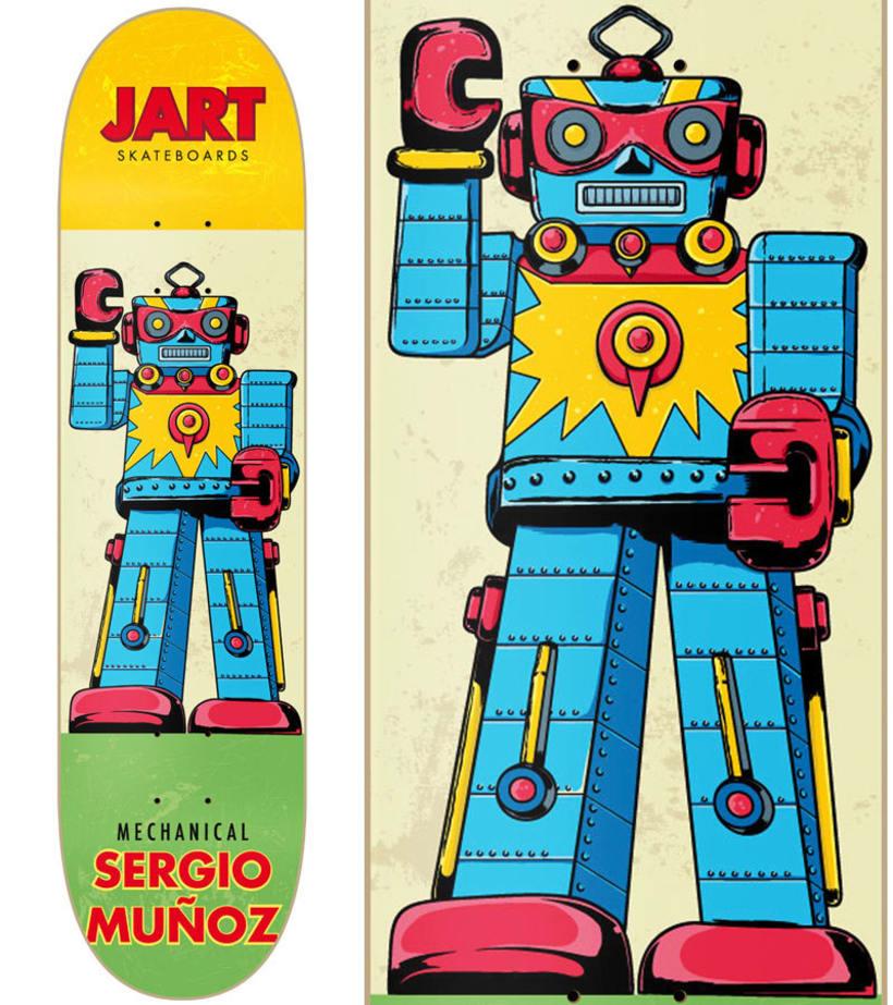 Jart Skateboards - Colección 2017 7