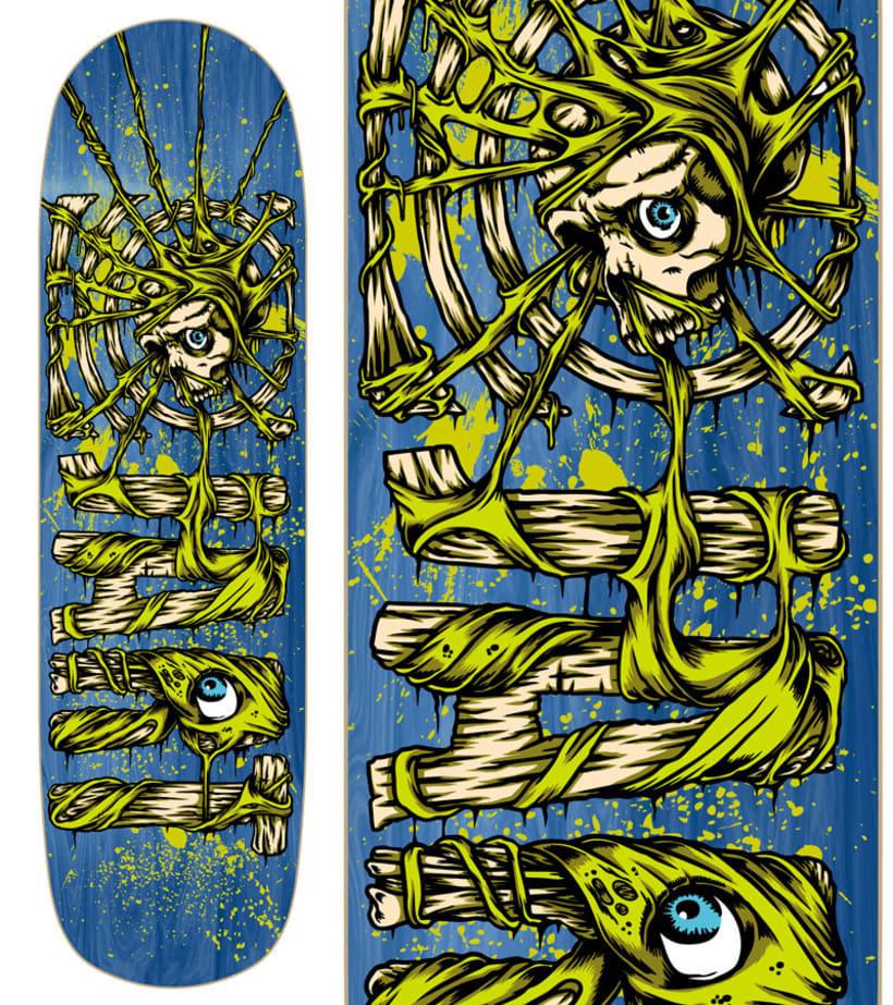 Jart Skateboards - Colección 2017 5