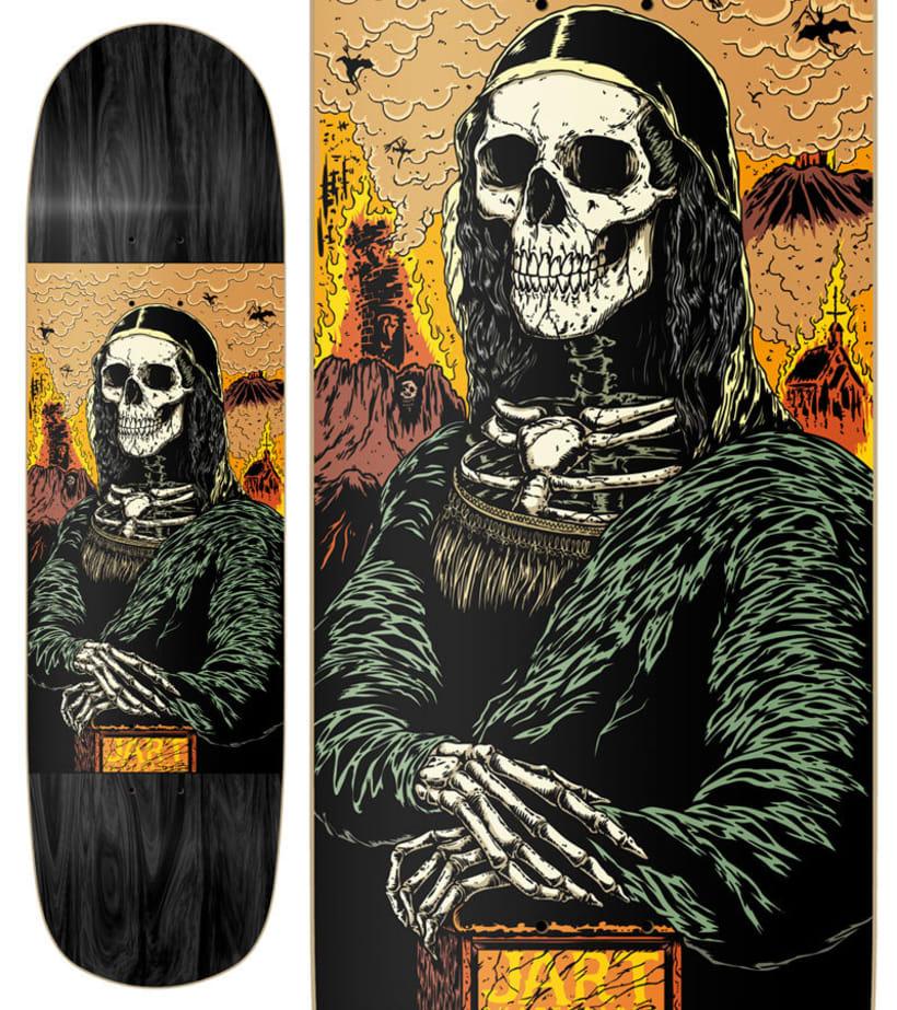 Jart Skateboards - Colección 2017 4