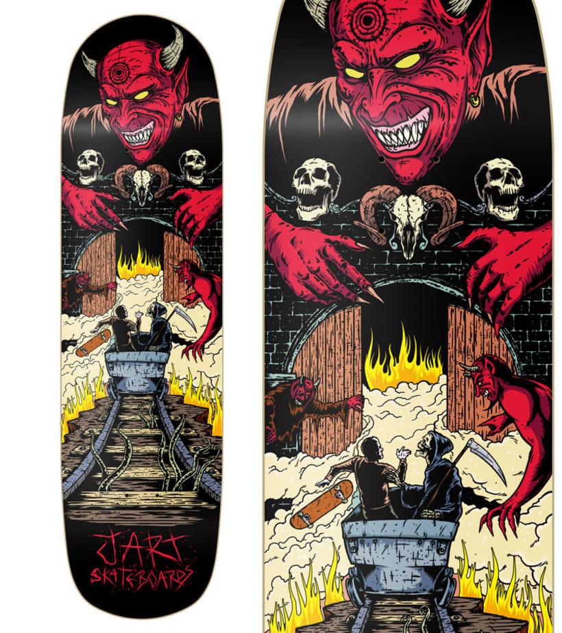 Jart Skateboards - Colección 2017 6