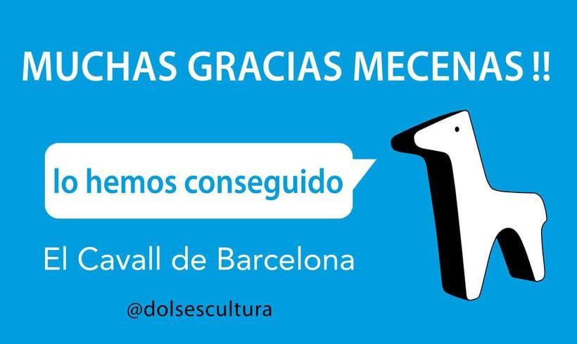 Crowdfunding El Cavall de Barcelona 3