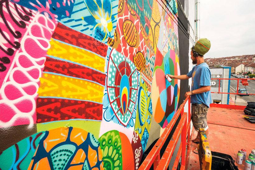 Una guía de viajes para amantes del arte urbano 3