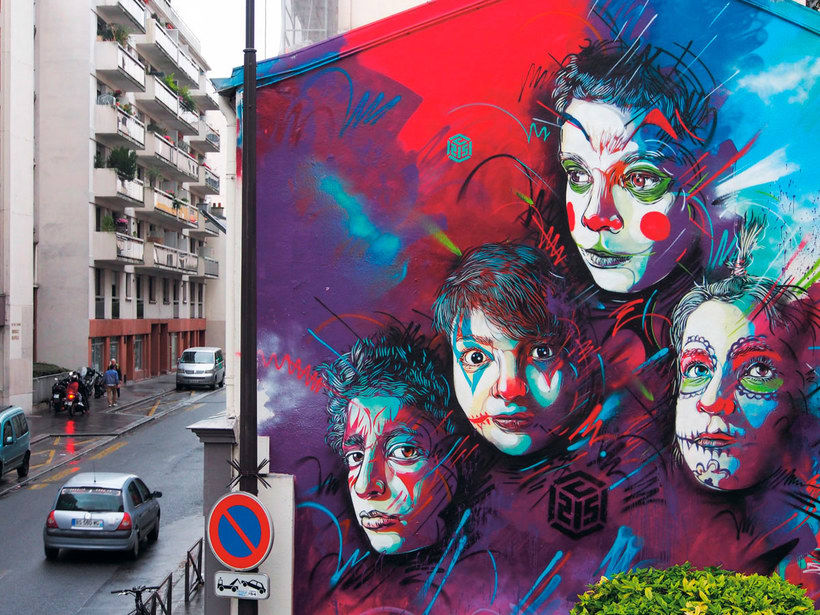 Una guía de viajes para amantes del arte urbano 8