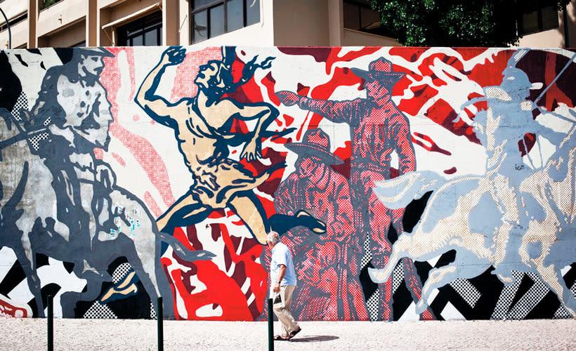 Una guía de viajes para amantes del arte urbano 9