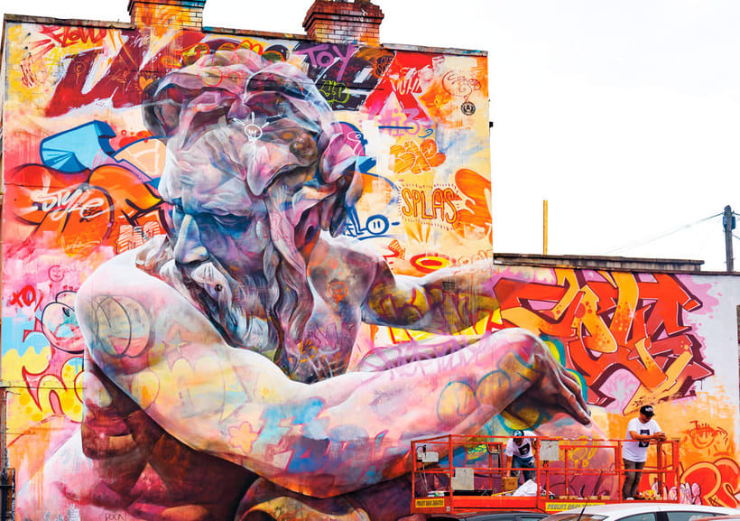 Una guía de viajes para amantes del arte urbano 10