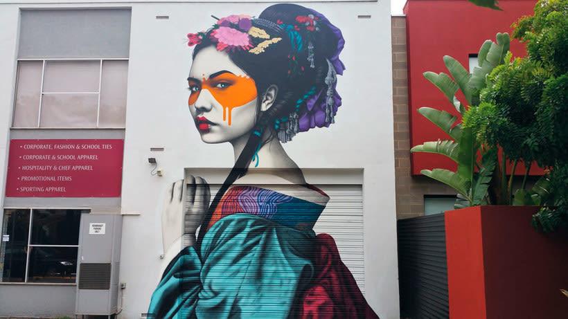 Una guía de viajes para amantes del arte urbano 11
