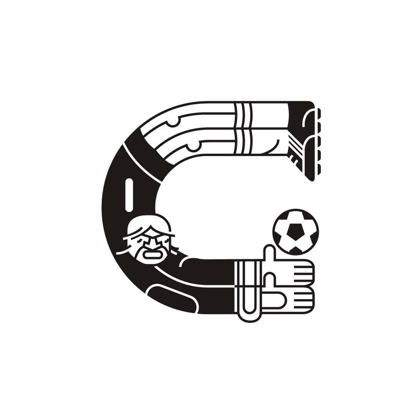 Association Ball Club - 36 days of type 3