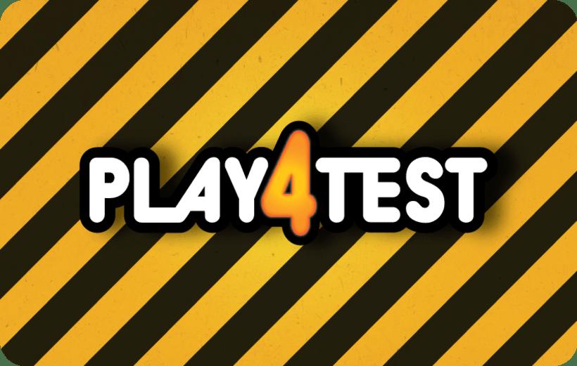 Play4Test - Branding 2