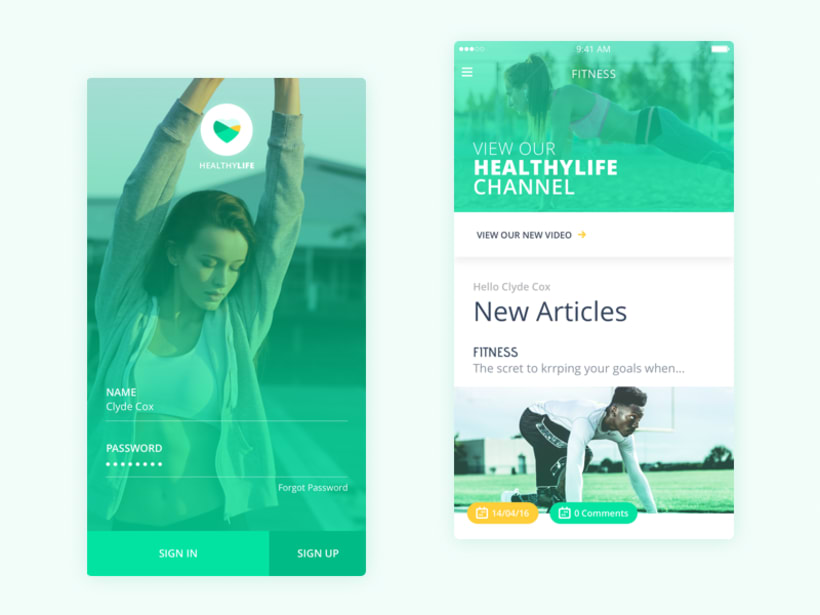HealthyLife -1