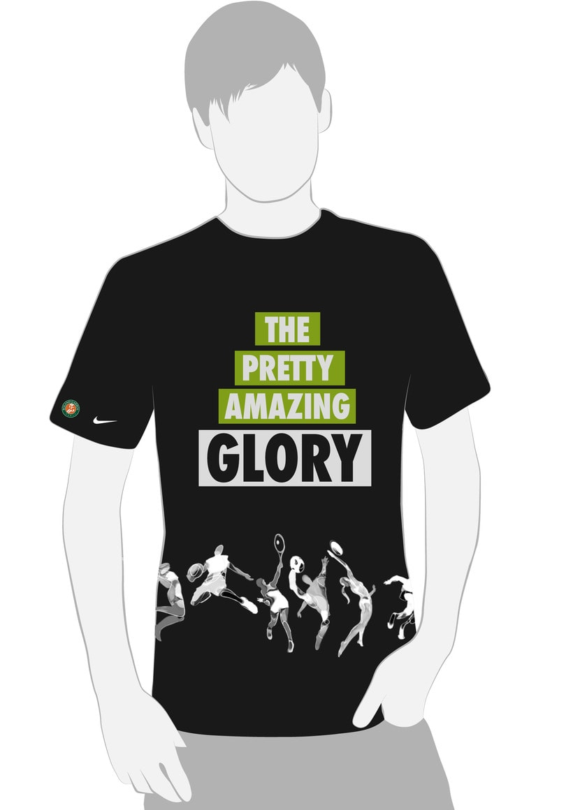 """Advertising campaing NIKE : """"Feel the pretty amazing glory"""" 1"""