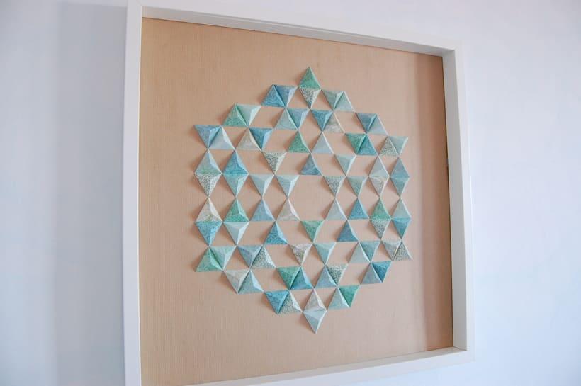 Antares: arte 3D en papel 0