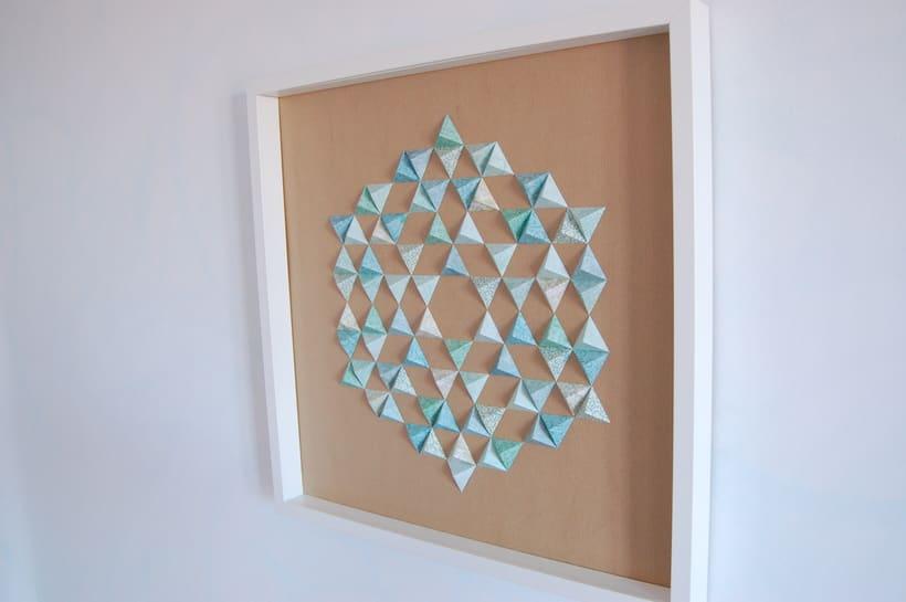 Antares: arte 3D en papel 3