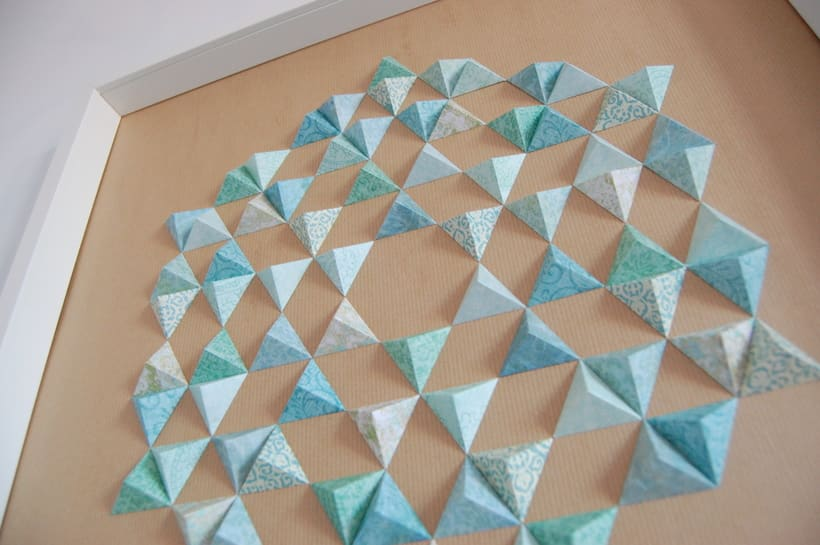 Antares: arte 3D en papel 4