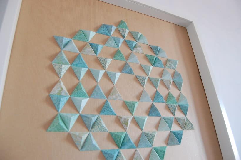 Antares: arte 3D en papel 5