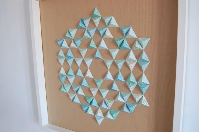 Antares: arte 3D en papel 6