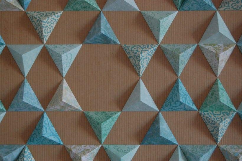 Antares: arte 3D en papel 7