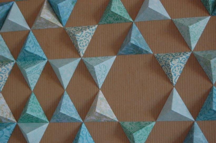 Antares: arte 3D en papel 8