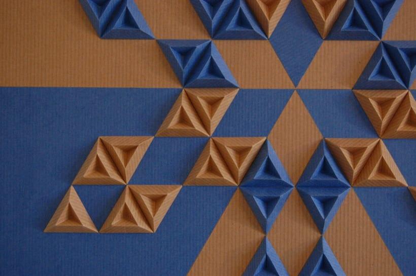 Heraldic: arte 3D en papel 10
