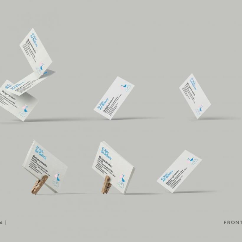 Creación identidad corporativa   logo   web de Escuela infantil  -1