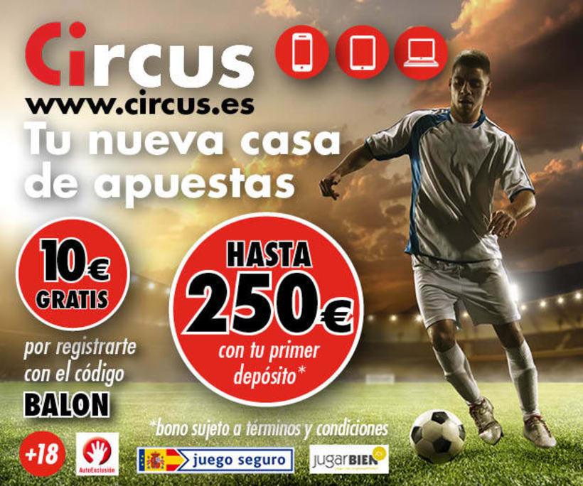Circus - Casa de apuestas -1