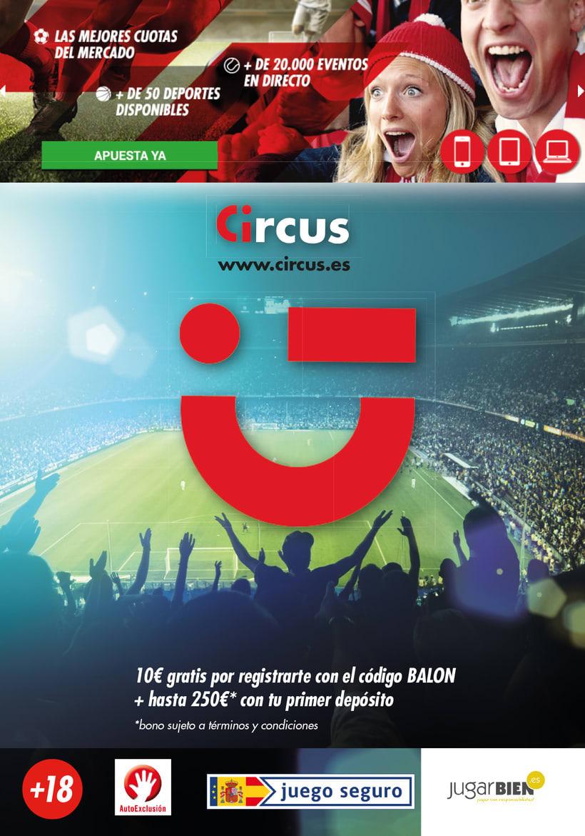 Circus - Casa de apuestas 7