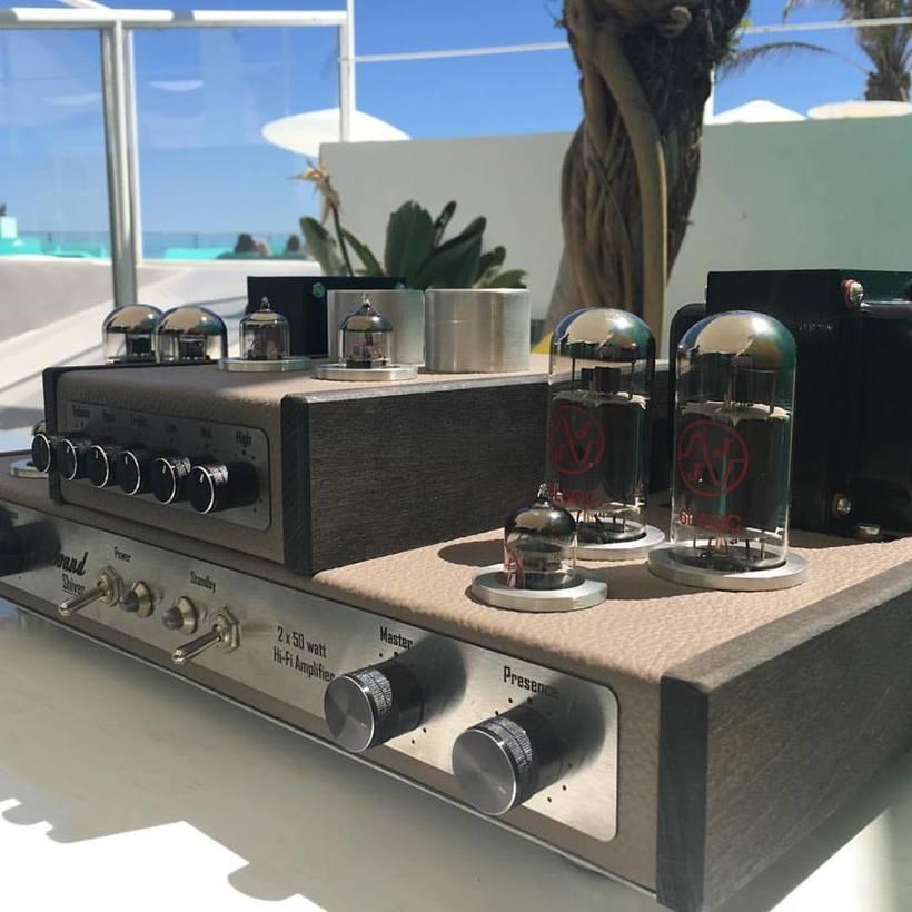 FarSound  Sound Focused Devices (marca de equipos de sonido a válvulas)  3