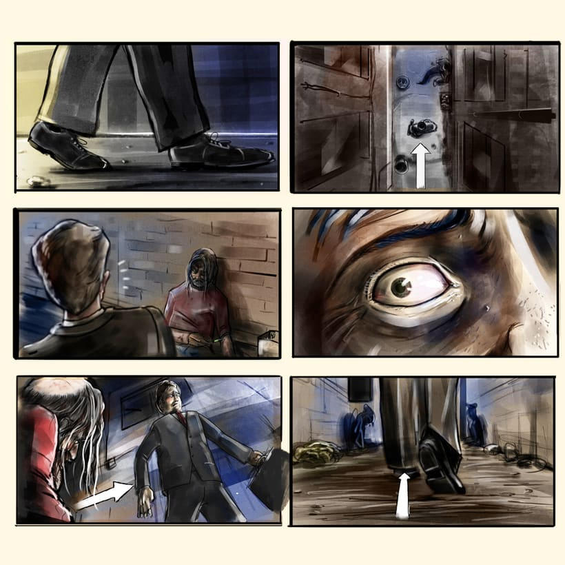 STORYBOARD / Cómic 0
