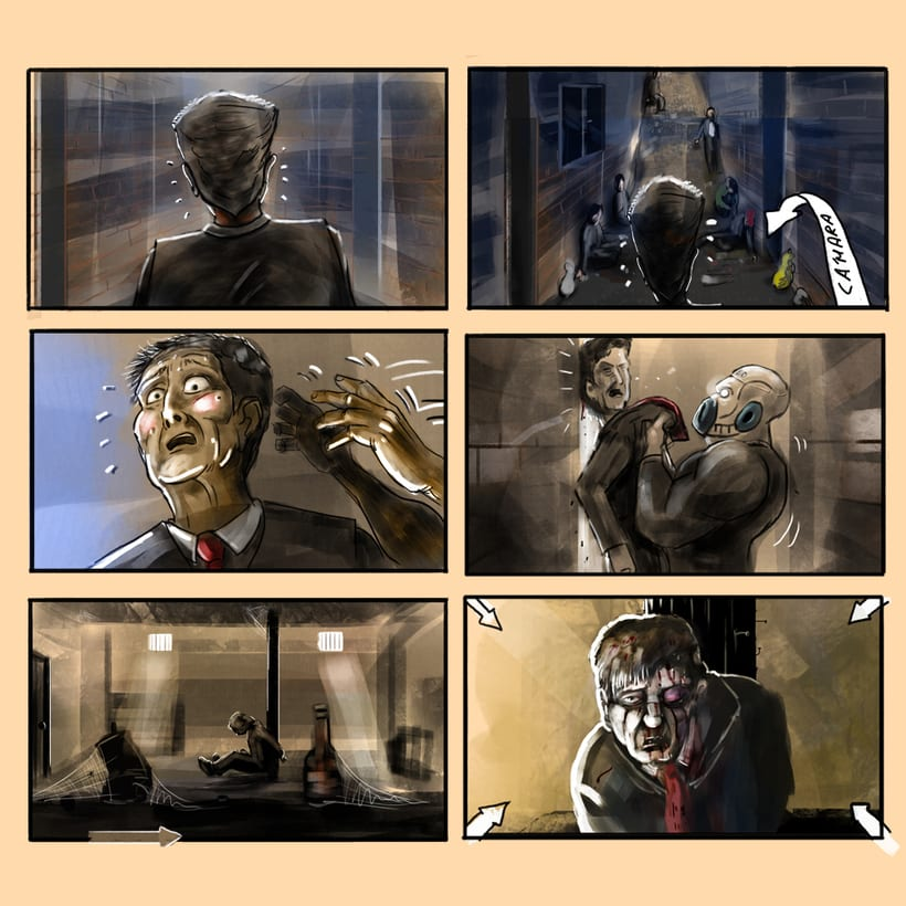 STORYBOARD / Cómic 1