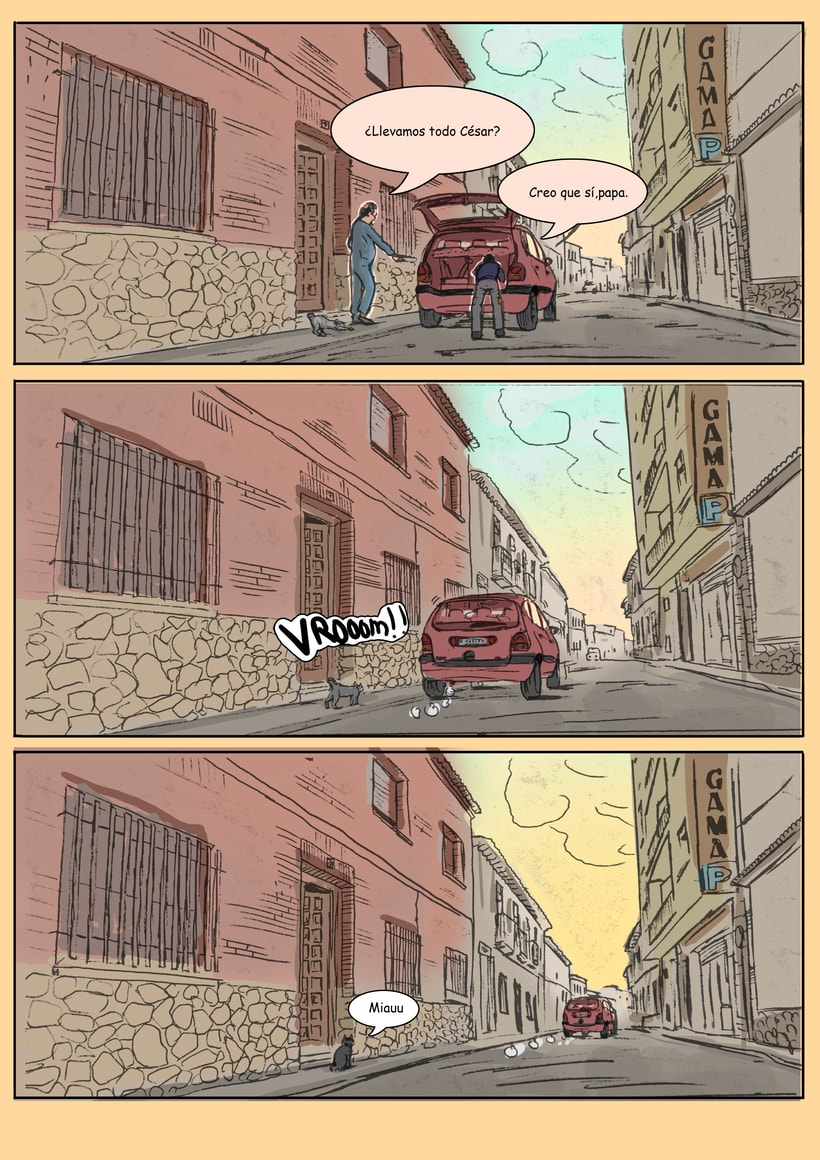 STORYBOARD / Cómic 5
