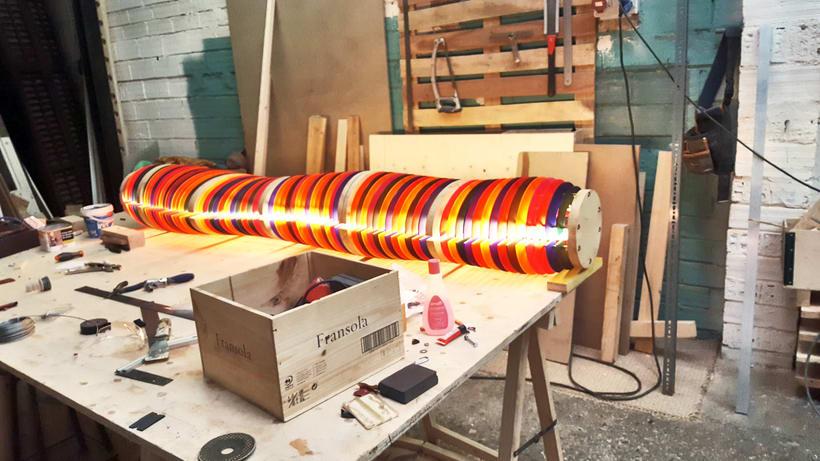 Espacio compartido de makers en Poblenou, Barcelona 6