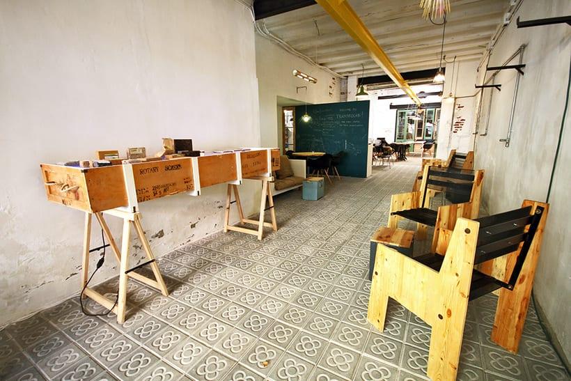 Espacio compartido de makers en Poblenou, Barcelona 8