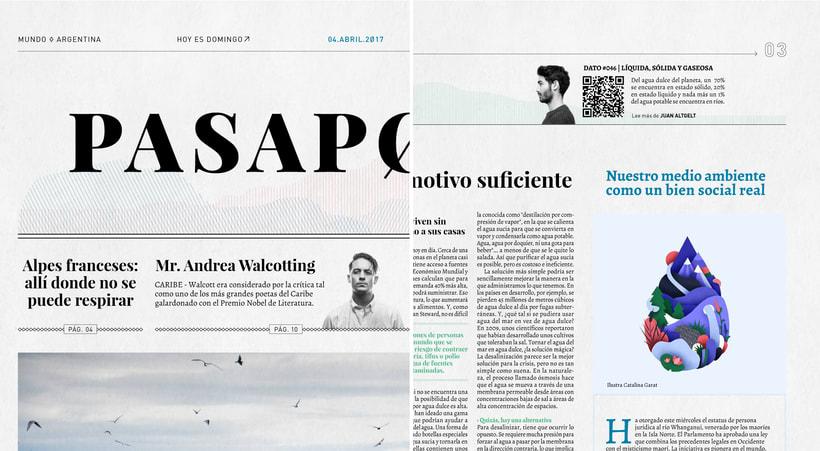 Pasaporte Newspaper 3