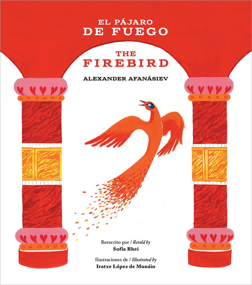 The firebird. / El pájaro de fuego. 0