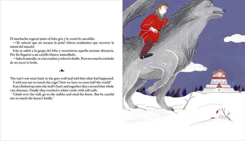 The firebird. / El pájaro de fuego. 1