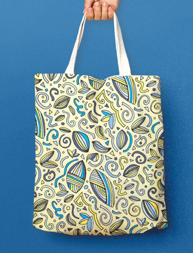 """""""No se dibujar pero no importa!"""": Diseño de estampados textiles 5"""