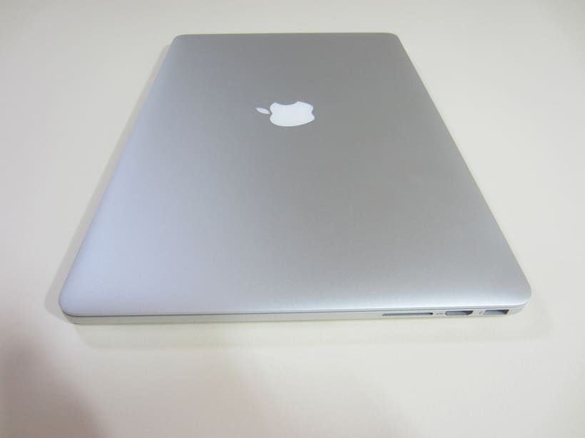"MacBook Pro Retina 15"", i7 2,5 GHz, 16 GB de RAM, NVIDIA GeForce GT 750M 2 GB y 500 GB SSD 5"