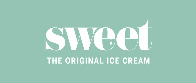 Sweet ice cream poster 1