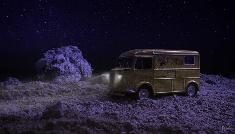 Mi Proyecto del curso: Fotografía creativa en estudio con modelos a escala 4