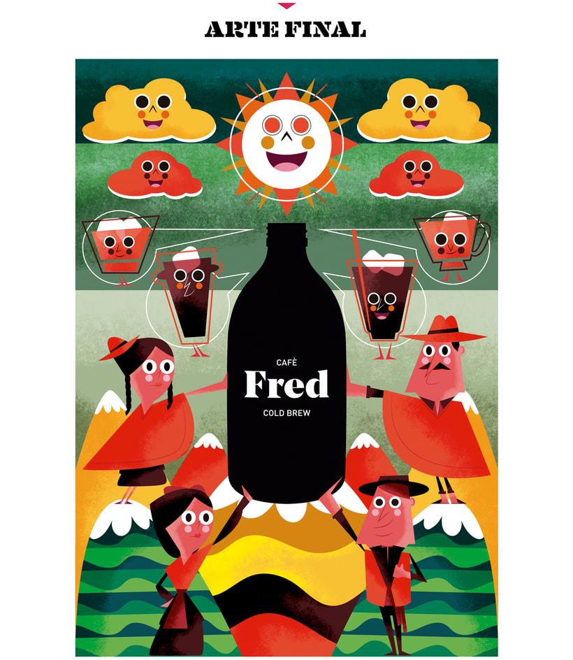 FRED & FRIENDS 3