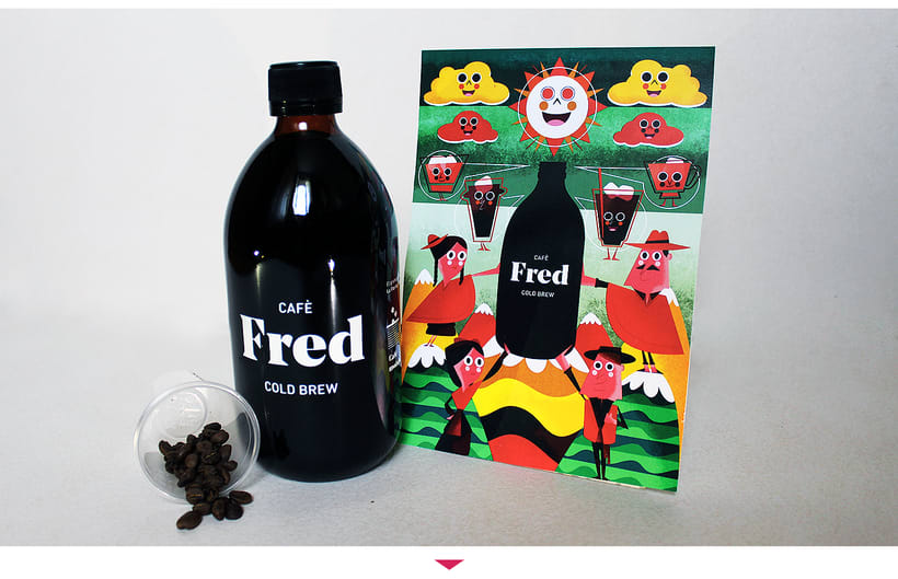 FRED & FRIENDS 5