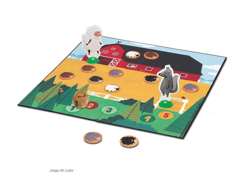 Illustración para juego de mesa 2