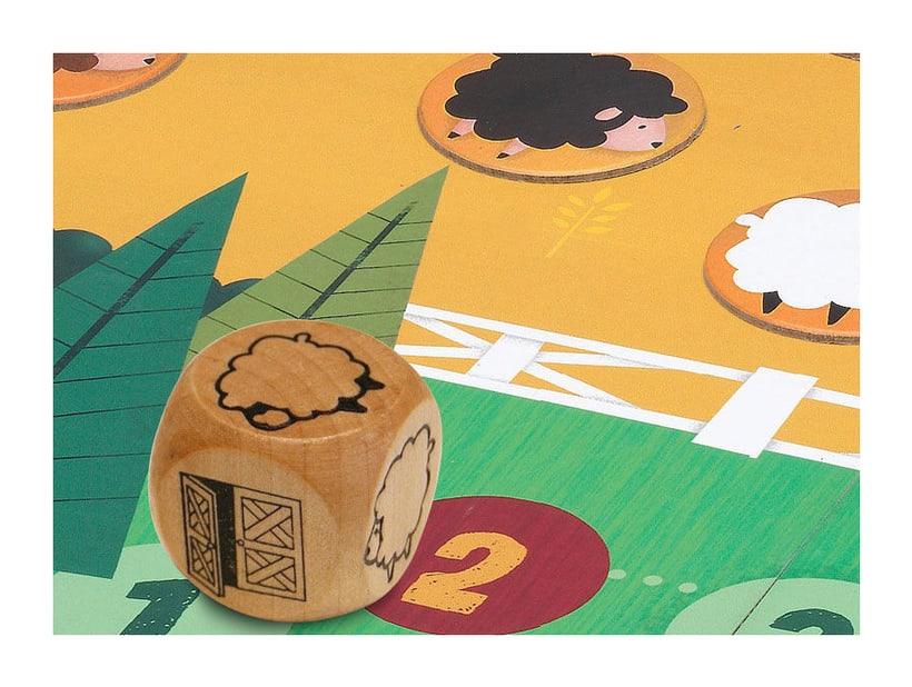 Illustración para juego de mesa 3