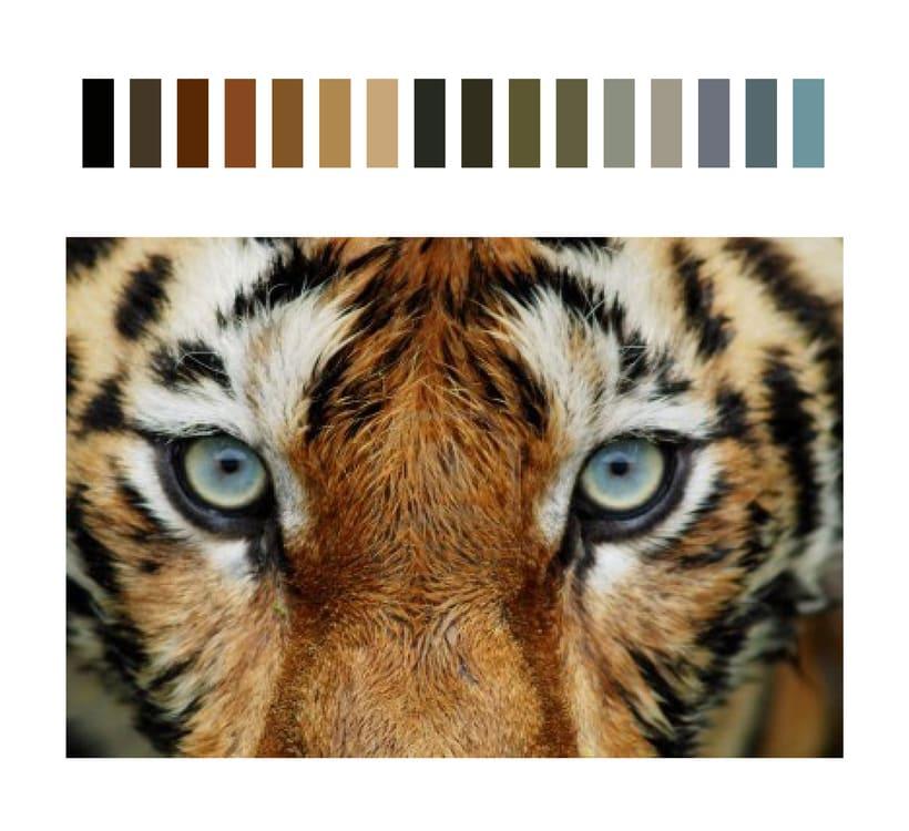 Arte digital | Tigre 2