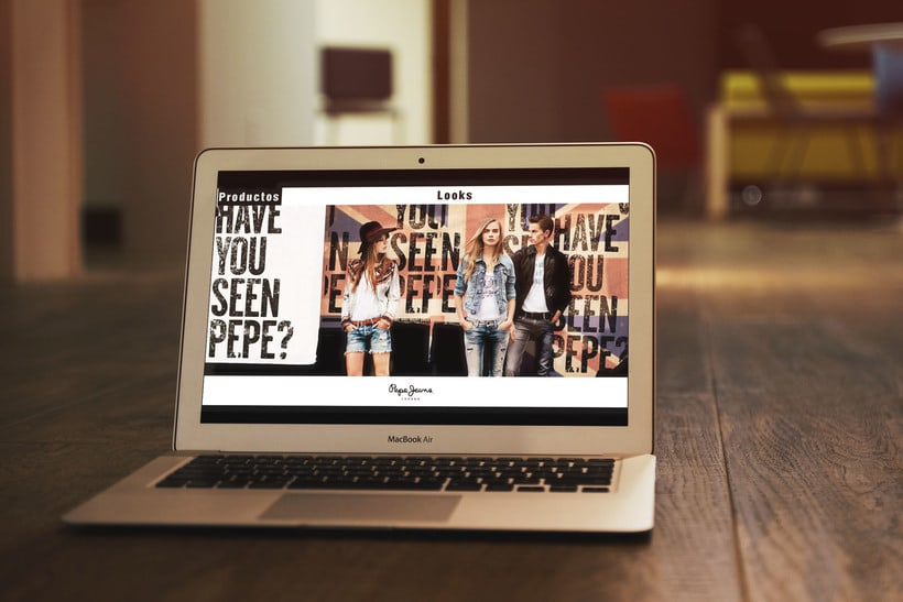 Web | pepe jeans 4